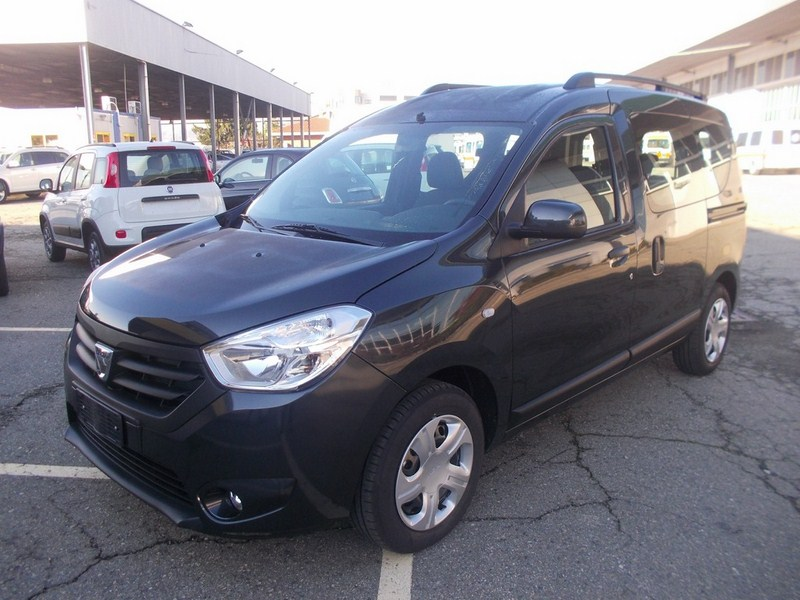 Dacia Dokker 1.5dci 75cv Laureate Ribassato per Trasporto Disabili a soli 18.770 Euro